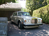 Rolls Royce Shadow Silver 1977
