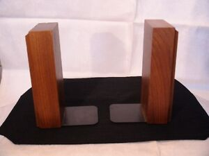 Wood bookends London Ontario image 2