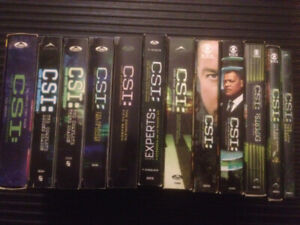 CSI Las Vegas Seasons 1 thru 12