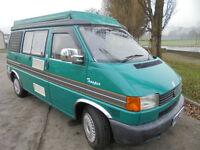 Auto Sleeper Trooper VW Pop top Campervan for sale UNDER OFFER