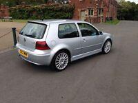 VW Golf V6 4 Motion 2.8i for sale