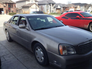 2000 Cadillac DeVille. LOWERED $1500 OBO