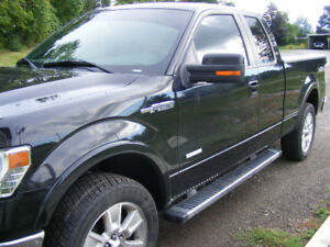 2013 F150 LARIAT 4X4,NAV,LEATHER,REMOTE START,HEAT/COOLED SEATS