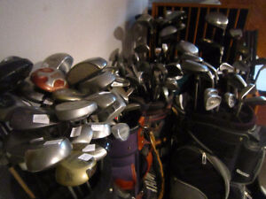 ENTIRE STOCK OF Used GOLF SETS, BAGS,CARTS ETC. ETC. !!!!! London Ontario image 6