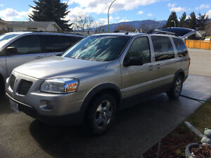 Holidays coming?2007 Pontiac Montana Looks and drives like new!