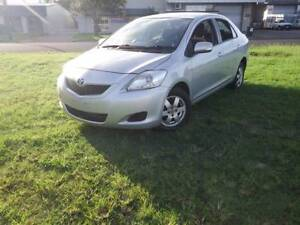 2008 Toyota Yaris Sedan with RWC Cairns Cairns City Preview