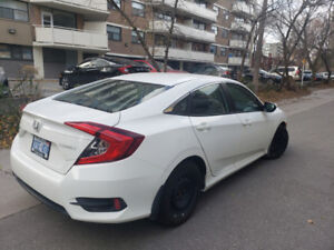 2016 Honda Civic LX Manual.  ONLY 13kM