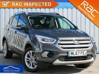 Ford Kuga 1.5 Titanium Tdci 2017 (67) • from £71.00 pw