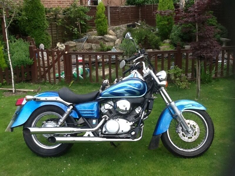 honda shadow 125 cc 2008 in eastleigh hampshire gumtree. Black Bedroom Furniture Sets. Home Design Ideas