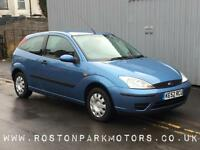 2002 FORD FOCUS 1.4 CL new MOT clean car