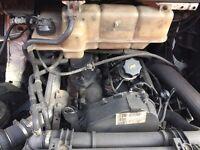 Iveco daily 2.3hpi 16v engine 2002 model £595