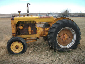 minneapolis moline and oliver 80 tractors for sale