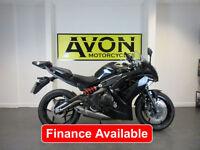 Kawasaki ER6F 2012 - Sport/Tourer Black
