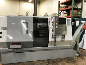 HAAS CNC TURNING CENTER MODEL SL-30 NEW 2007
