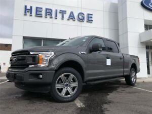 2018 Ford F-150 XLT3.5L ECOBOOST ! TRAILER TOW PACKAGE ! XLT SPO