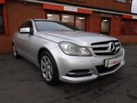 2013 13 MERCEDES-BENZ C CLASS C220 CDI BLUEEFFICIENCY EXECUTIVE SE 2.1 2D AUTO D