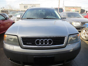 2005 Audi Allroad 2.7  Turbo Wagon
