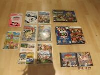 ASSORTED GAMES ***********MAKE ME AN OFFER