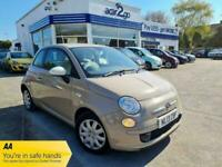 2013 Fiat 500 1.2 COLOUR THERAPY 3d 69 BHP Hatchback Petrol Manual