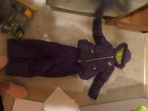 Girls Snowsuit Kitchener / Waterloo Kitchener Area image 1