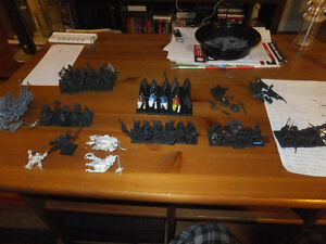 2000+pts of Vampire counts / Armies of Death / Flesh-eater court