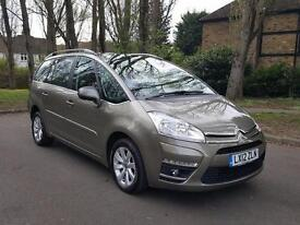Citroen C4 Picasso 1.6 HDI EGS6 VTR+ 110HP AUTOMATIC 7 SEATER !