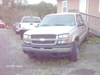 2004 Chevrolet C/K Pickup 2500 OTHER VECHICLES-GOT TO GO