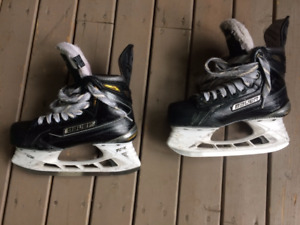 Bauer Supreme 190 Junior Size 3D, Used One Season, Great Shape