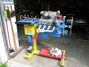 5 Litre HO Roller Engine & Electric Rotating Stand