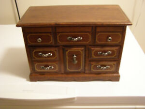 Treasure/Jewelry Boxes