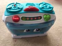Leapfrog play and learn oven