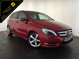 2013 MERCEDES-BENZ B200 BLUE-CY SPORT CDI AUTO 1 OWNER SERVICE HISTORY FINANCE