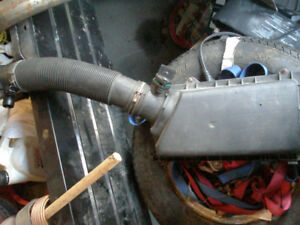 2003 VW Jetta TDI intake ducting system to turbo