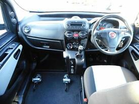 2013 Fiat Qubo 1.4 SIRUS PASSENGER UPFRONT WHEELCHAIR DISABLED ACCESSIBLE WAV