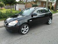 2007 Hyundai Accent GS Sport  AIR  MAGS  Superbe!   Garantie