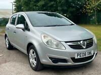2008 Vauxhall 1.3 CDTi Breeze 5d Done 116k Miles Only £30 Tax