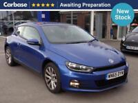 2015 VOLKSWAGEN SCIROCCO 1.4 TSI BlueMotion Tech 3dr