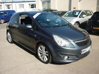 2008 Vauxhall Corsa 1.4i 16v ( a/c ) SXi Finance Available