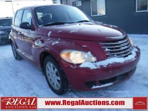 2006 Chrysler PT CRUISER BASE 4D HATCHBACK BASE