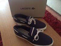 Lacoste Gazon Deck 116 1 Shoes