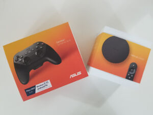 Asus Nexus Player Android TV with Nexus Player GamePad *Moving S