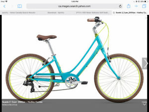 Looking to buy-GIANT SUEDE CYAN WOMENS BICYCLE