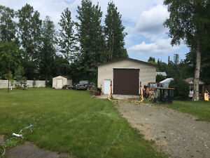 Family Home with Large Shop on the Hart Prince George British Columbia image 2