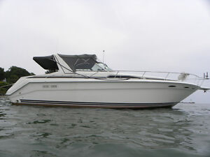 Immaculate 1993 Sea Ray 370 Express Cruiser (No Aft Cabin)