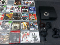 Ps3 25 Games 1 Controller