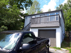 Two bedroom house, Minnow Lake area.