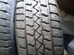 five winters 215/65r16 TRURO