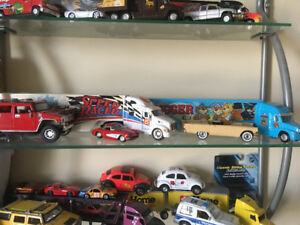 DIECAST CAR $ 5 and up  TRUCK TRAILERS $25 EACH and up