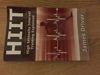 Height Intensity Interval Training (HIIT) book