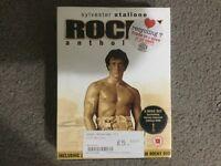 Rocky Anthology 5 DVD set